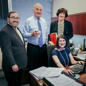 Landau, Davis, Boggio & Nimetz - McCarthy Fingar Lawyers