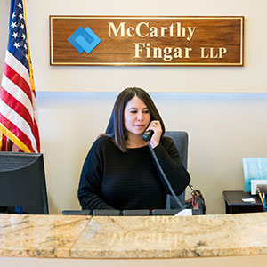 McCarthy Fingar LLP - Westchester County's Premier Law Firm