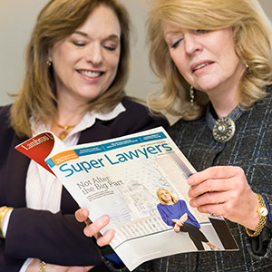 Dolores Gebhardt & Kathleen Donelli - McCarthy Fingar Super Divorce Lawyers